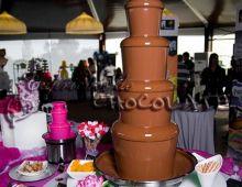 Caprichos De Chocolate - Fuentes De Chocolate