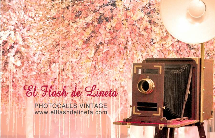 El flash de Lineta - Fotomatón