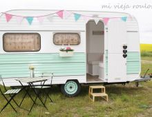Mi Vieja Roulotte -caravana Vintage