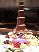 Fondue Chocolate Málaga