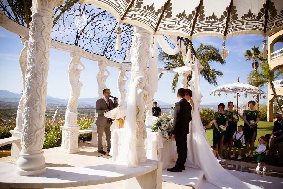 01 Oficiante bodas civiles en Hotel El Mirador Alhaurin El Grande F08