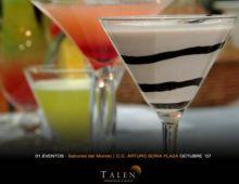 Talen Cocktails & Show