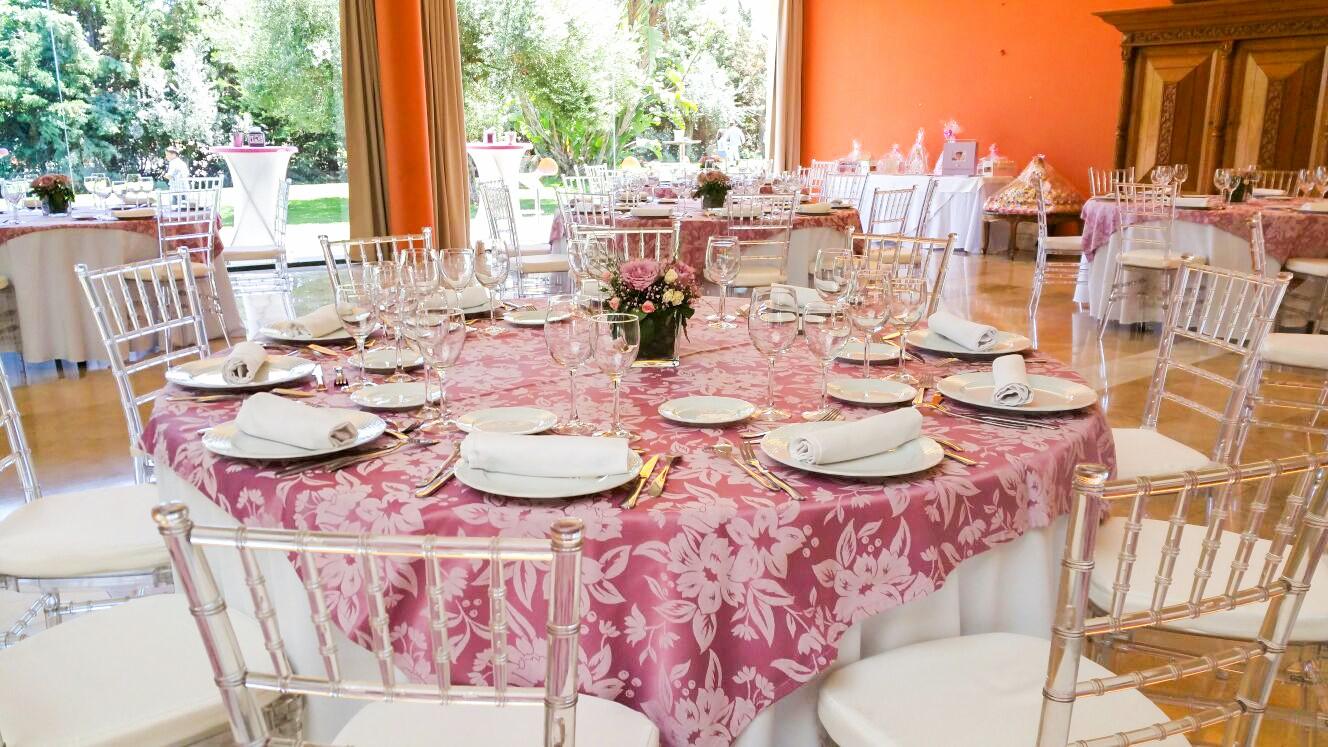 catering pino & garcia banquetes