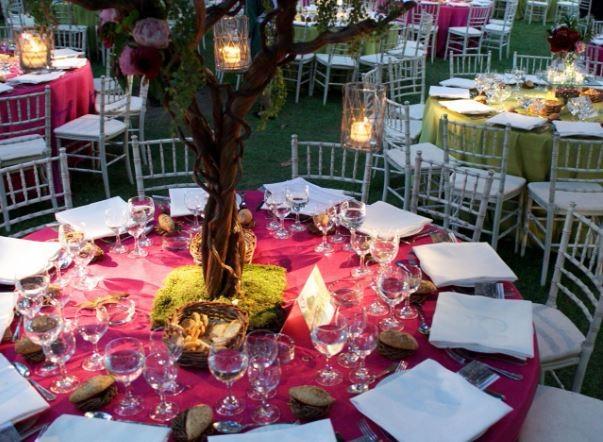 Pocheville. Catering Bodas en Madrid. Montajes de Banquetes 3