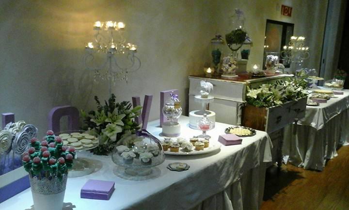 Mesa de dulces Boda