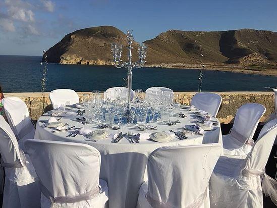 Los Patios. Hoteles Bodas Almería Níjar. Banquetes en La Fortaleza 5