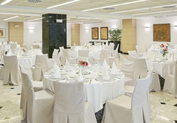 nh collection villa de bilbao. Hoteles Bodas Bilbao. Banquetes 1