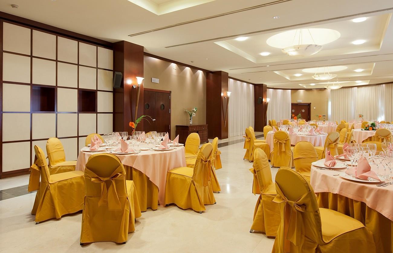 Badajoz Center. Hoteles Bodas en Badajoz. Banquetes y Salones 3