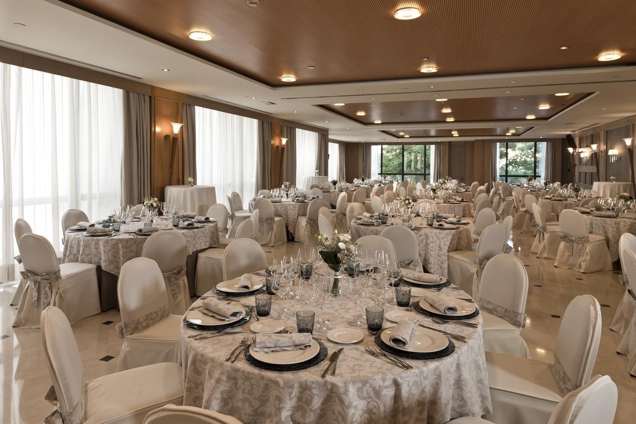 Sevilla Center. Hoteles Bodas en Sevilla. Banquetes y salones 1