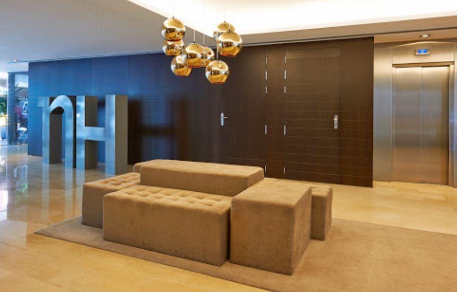 NH Sants Barcelona. Hoteles Bodas Barcelona. Lobby 2
