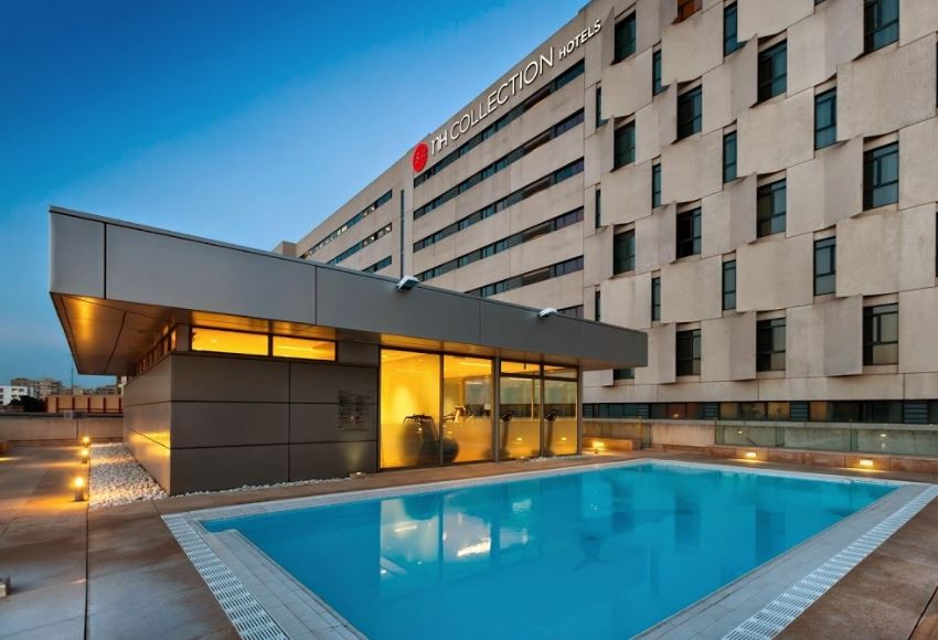 nh collection sevilla. Hoteles Bodas Sevilla. Fachada 1