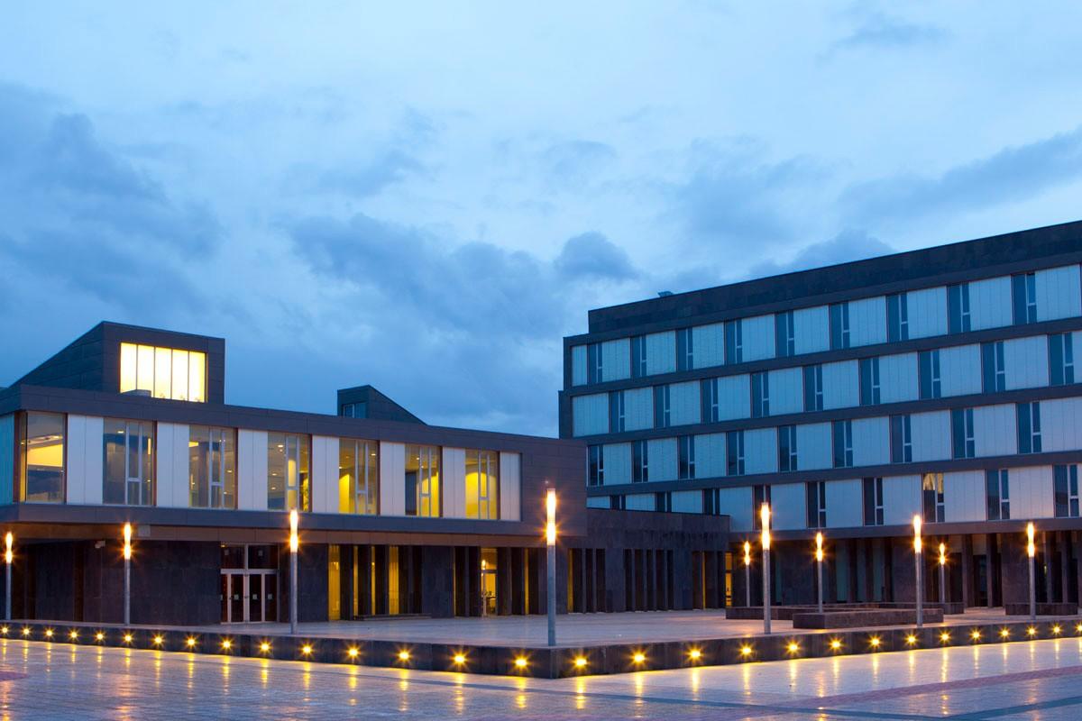 Diagonal Plaza. Hoteles Bodas Zaragoza. Fachada 1