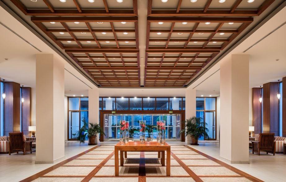 NH Hesperia Lanzarote. Bodas Las Palmas. Lobby 1
