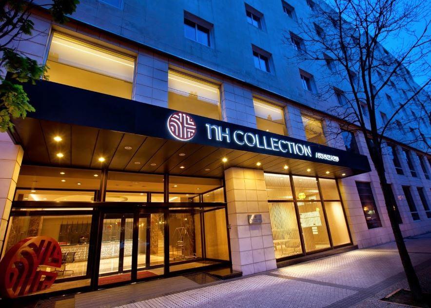 NH Collection Aranzazu. Hoteles Bodas Guipuzcoa. Fachada 1