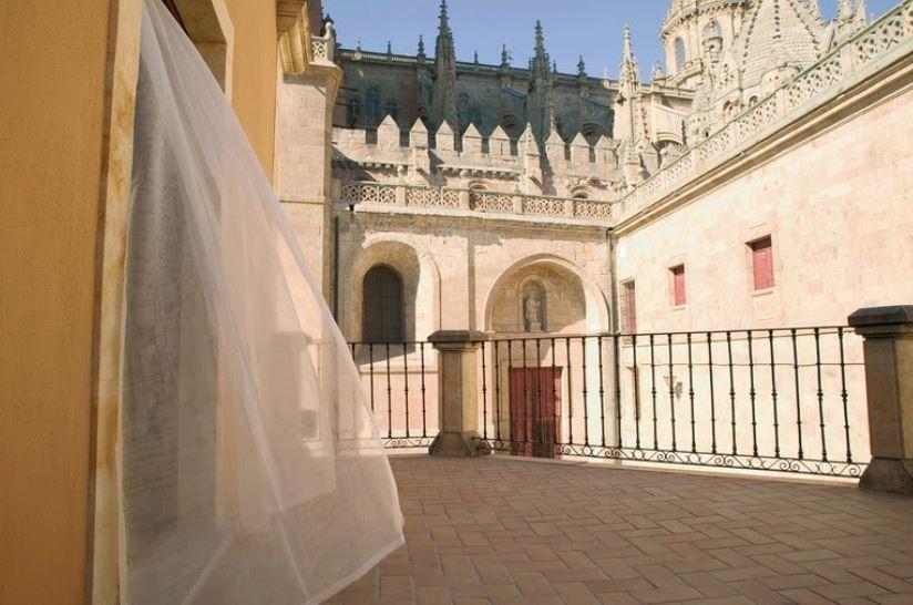 nh puerta de la catedral. Hoteles Bodas Salamanca. Fachada 1