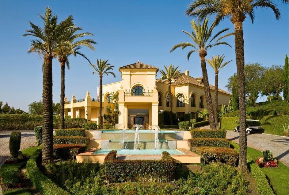 nh almenara. Hoteles Bodas Cádiz Sotogrande. Fachada 1