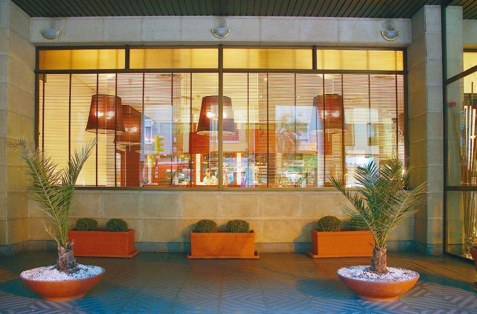 nh zaragoza centro. Hoteles Bodas Zaragoza. Restaurante 1