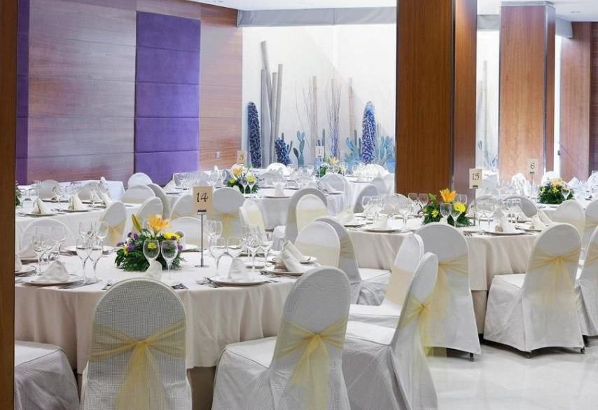 NH Ciudad de Almería. Hoteles Bodas Almería. Banquetes 4