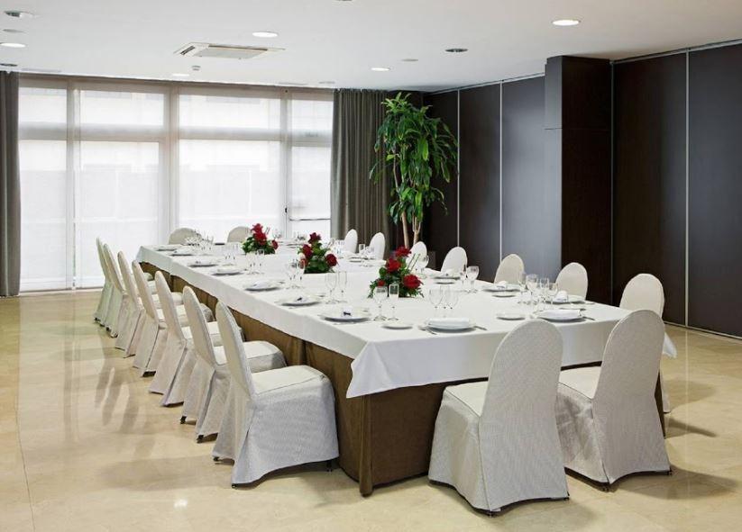 NH Sant Boi. Hoteles Bodas Barcelona. Banquetes 1