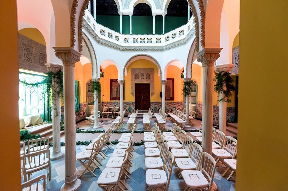 Villa Luisa. Fincas para Bodas en Sevilla. Ceremonias 2