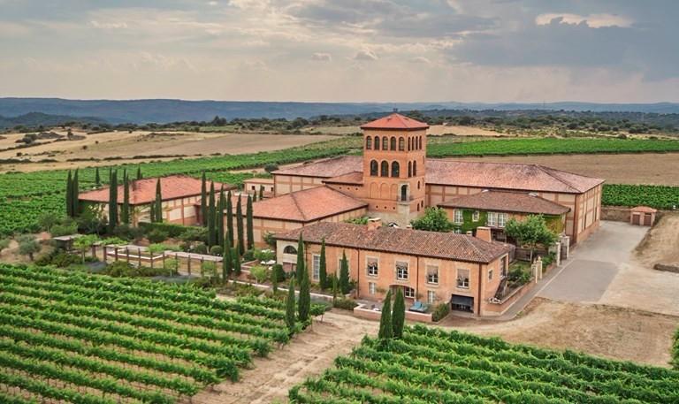 Hacienda Natural Reserve. Hoteles Espacios con Encanto Bodegas Zamora. Fachada 2