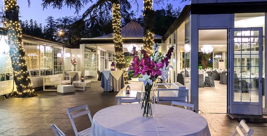 Restaurante San Francisco todo boda