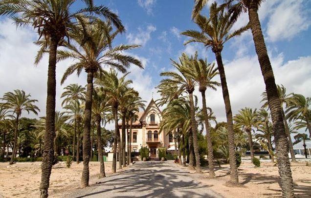 La Casa del Reloj. Espacios con encanto, singulares, fincas, restaurantes Murcia. Fachada 3