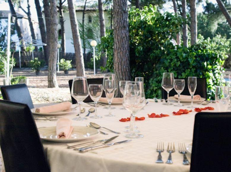 Cal Nnenet. Restaurantes con jardines en Lérida Lleida. Banquetes 4