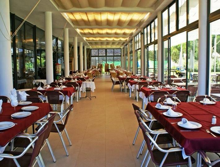Las Dunas del Portil. Restaurantes Huelva. Salones banquetes 6