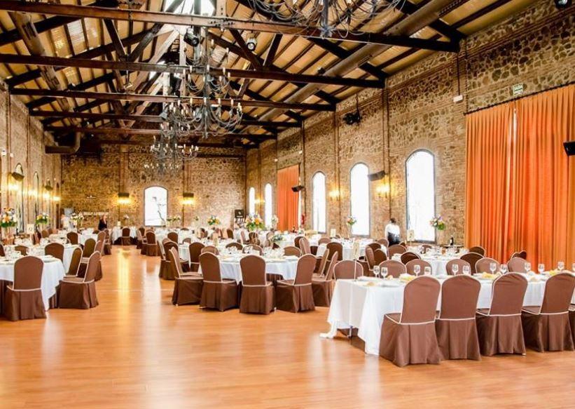 La Casa de la Luz. Restaurantes Salones Bodas Murcia. Banquetes 1