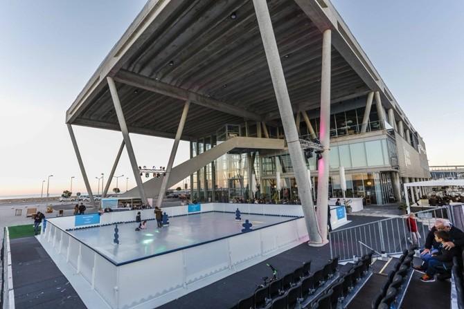 Jauja Port. Salones de Bodas en Alicante Dénia. Terraza 1