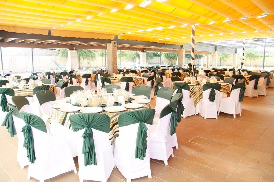 celebraciones la vereda. salones de bodas en sevilla 2