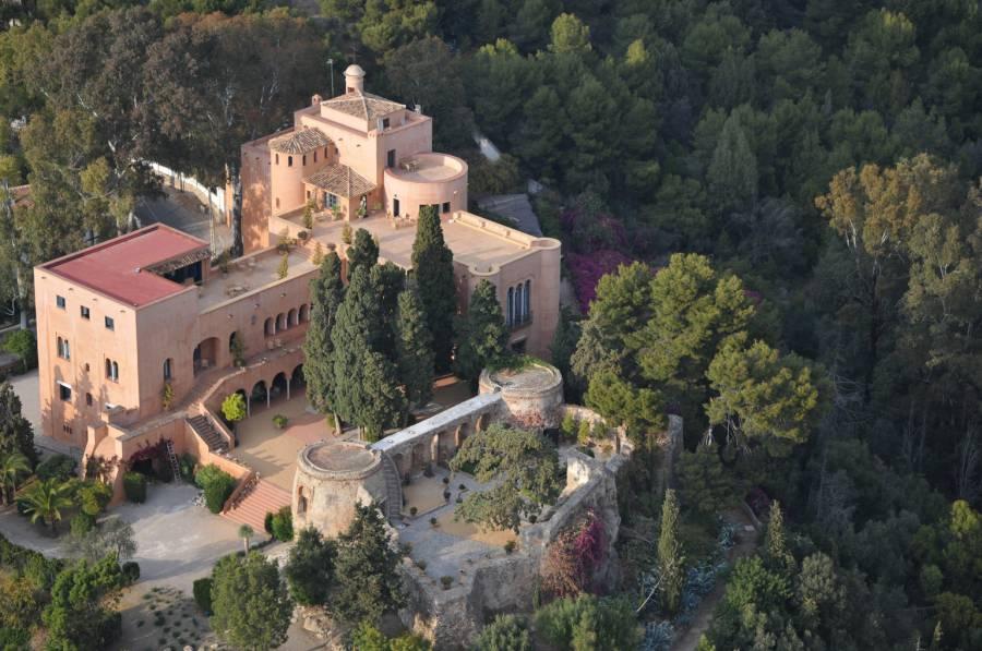 castillo santa catalina fincas