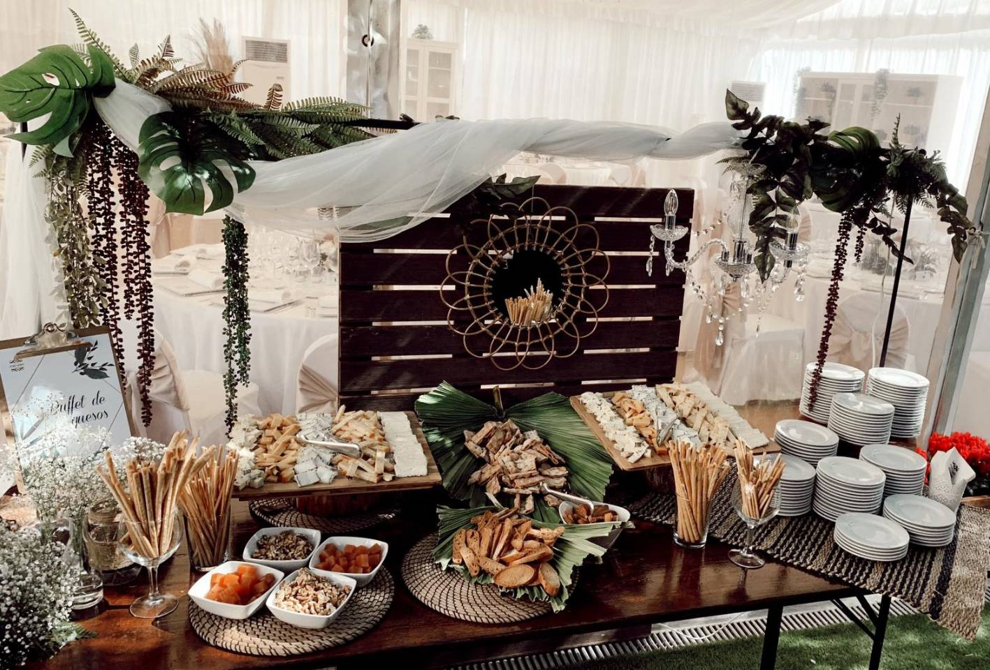 Buffet decoration 2