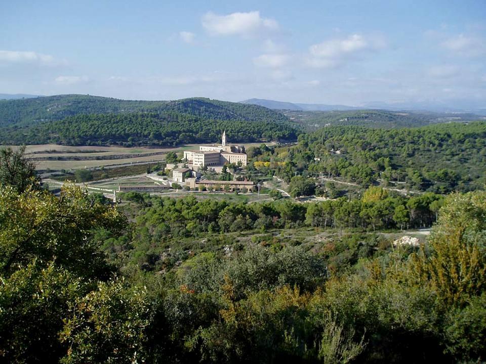 monestir de les avellanes espacios