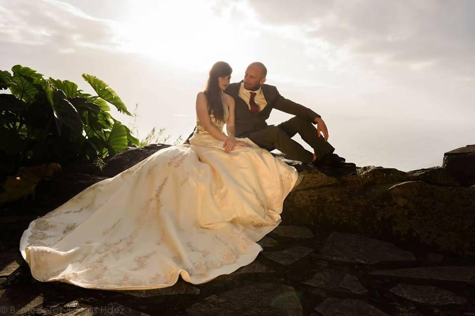Dress Atelier. Vestidos Trajes Novia Novio Caballero. Tenerife. San Cristobal de la Laguna