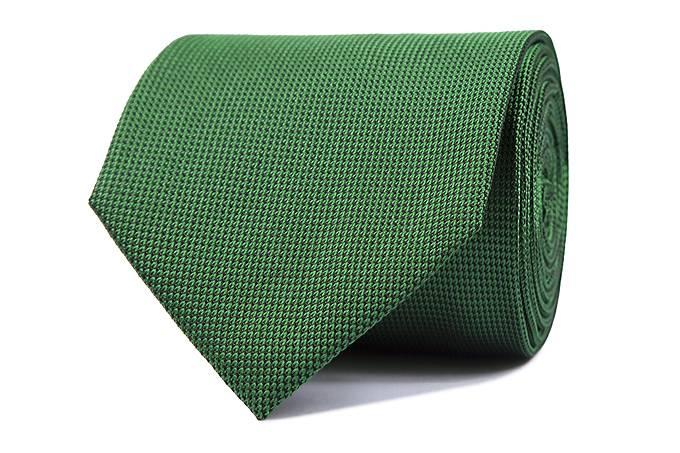 Corbata italiana en seda