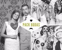 Fotomatón: Pack De Bodas
