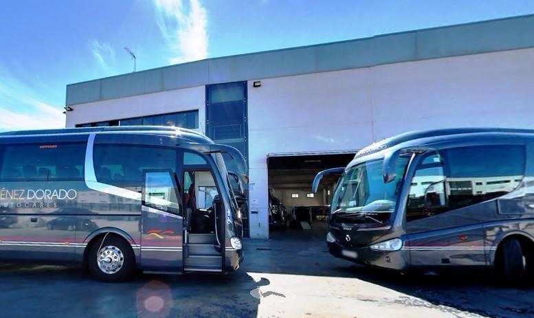 jimenez dorado autocares autobuses madrid 7