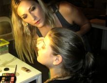 Lisa Violeta Make Up