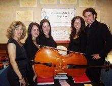 Adagio Cuarteto Y Soprano