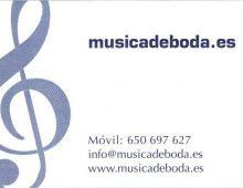 Música De Boda Y Eventos :: Bizkaia