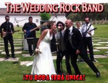 The Wedding Rock Band