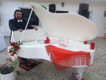 Piano De Boda (ceremonia, Aperitivos, Banquete, Dj, Photocall, Candy Bar)