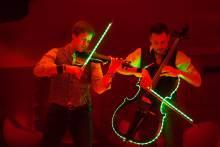 Infinity Strings Música Violin-cello Eléctrico