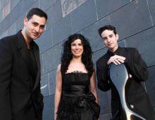 Trio En Clave De Sol