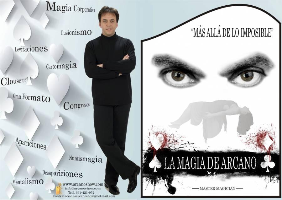 LA MAGIA DE ARCANO