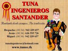 Tuna  De  Ingenieros  De  Santander