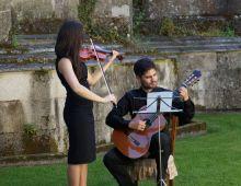 Dúo Instrumental De Violín Y Guitarra: Seispor4