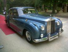 El Rolls Royce Azul